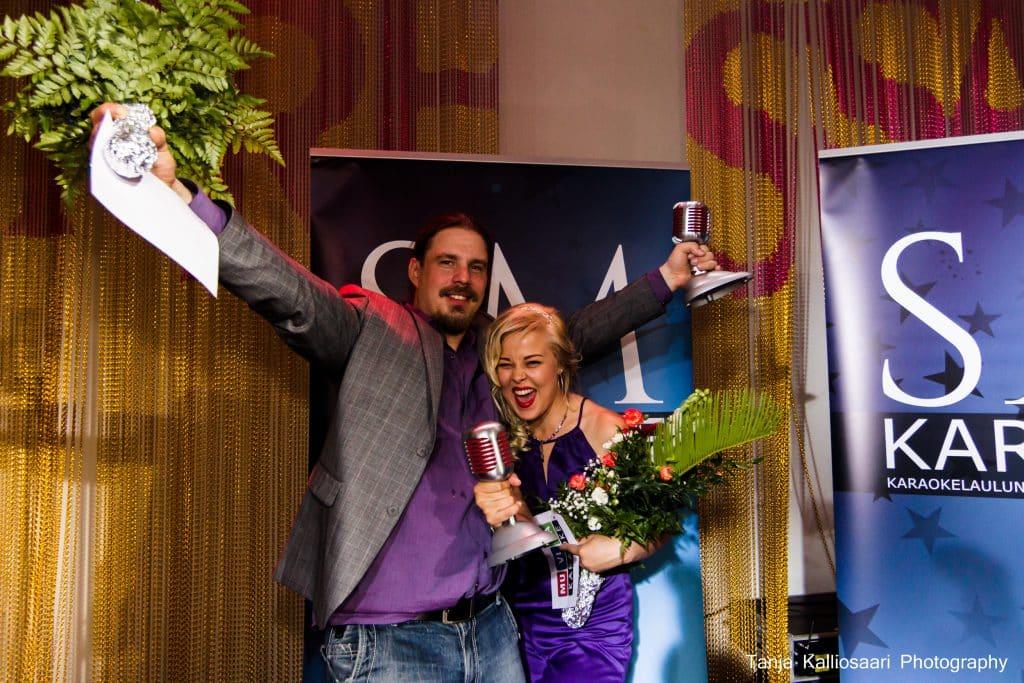 SM-Karaoke 2016 Voittajat 1
